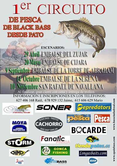 Black Bass desde Pato