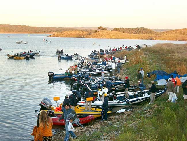 Barcas CaspeBass
