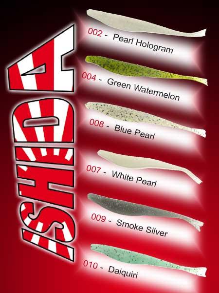 Ishida salty shad