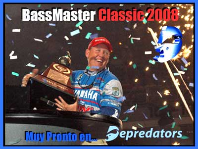 Bass Master Classic 2008