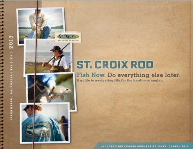 Ver Catálogo St. Croix 2013