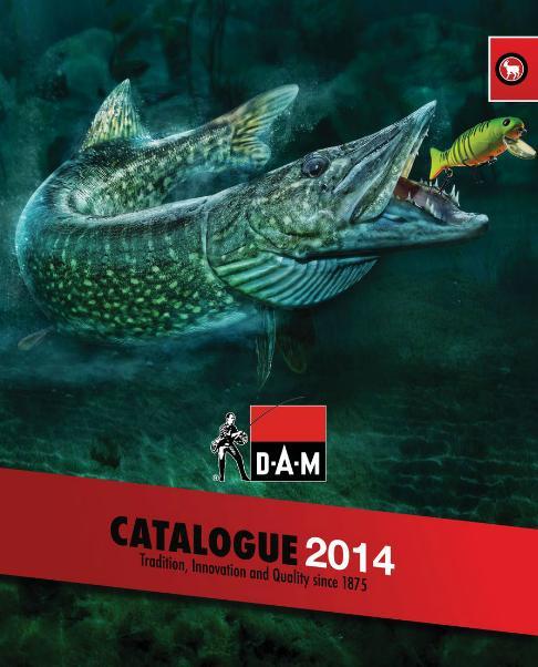 catalogo dam 2014